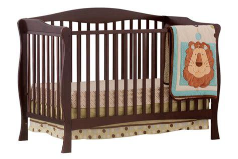 stork craft cribs storkcraft savona fixed side convertible crib espresso