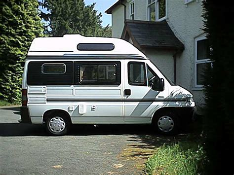 The Very Small Campervan Goes South