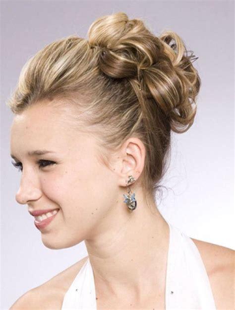 easy party hairstyles  medium haircut simple wedding