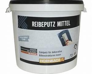 Was Ist Strukturfarbe : reibeputz mittel wei 40 kg bei hornbach kaufen ~ Markanthonyermac.com Haus und Dekorationen