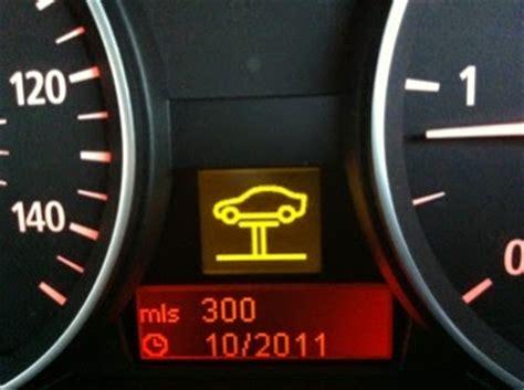 bmw service lights bmw e90 service lights symbols autos post