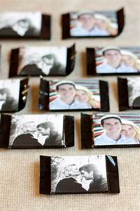 1 wedding favor ideas evermine blog for Wedding photography packaging ideas