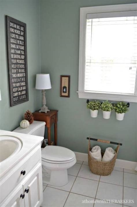 Bathroom Colors by 27 Cool Bathroom Paint Color Schemes Best Ideas For 2019