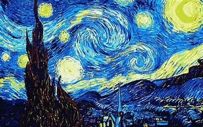 Gogh Starry Night