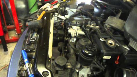 diy how to remove a alternator bmw e46