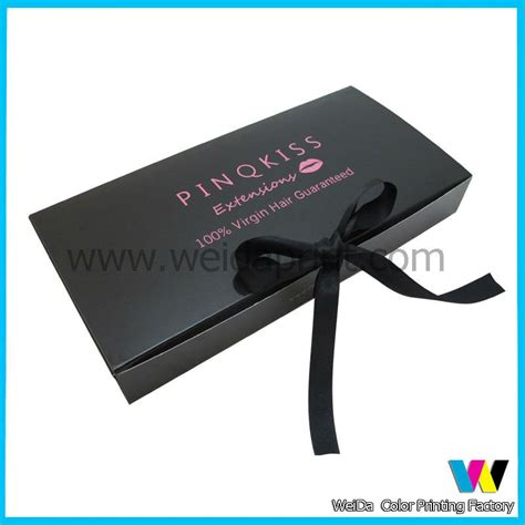 hair packaging box view hair packaging box weida product details from