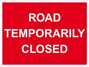 Temporary road closure of Front Street Seaview Hotel Area ...