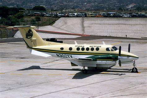 File:Mesa Airlines Beech 1300 Silagi-1.jpg - Wikimedia Commons