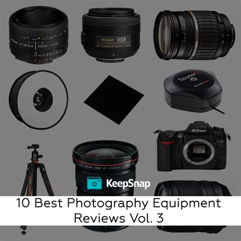 10 Best Photography Equipment Reviews Vol 3  Blog For