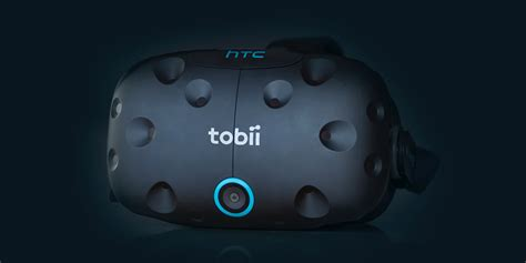 tobii unveils its eye tracking development kit for htc