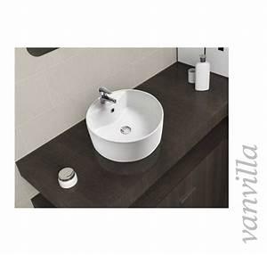 Keramik Waschbecken Küche : waschbecken keramik aufsatzbecken rund aufsatzwaschbecken ~ Lizthompson.info Haus und Dekorationen