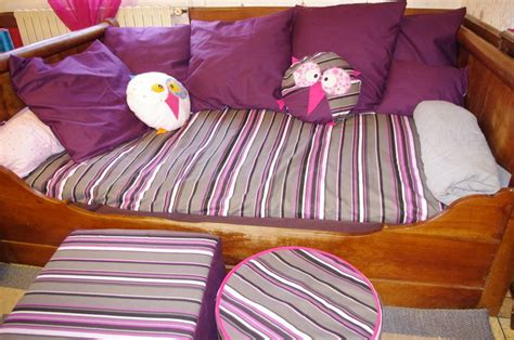 transformer lit en canapé transformer un lit en canapé crea piafouille