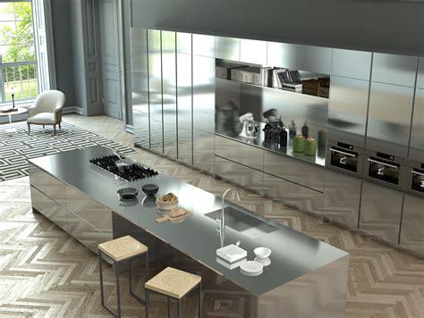cucine acciaio cucine in acciaio 100 acciaio inox showroom cucine