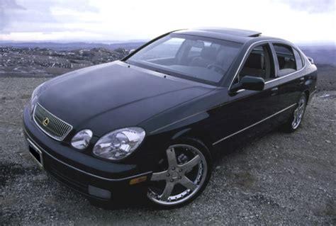 98 Lexus Gs400 With Low Miles Fs