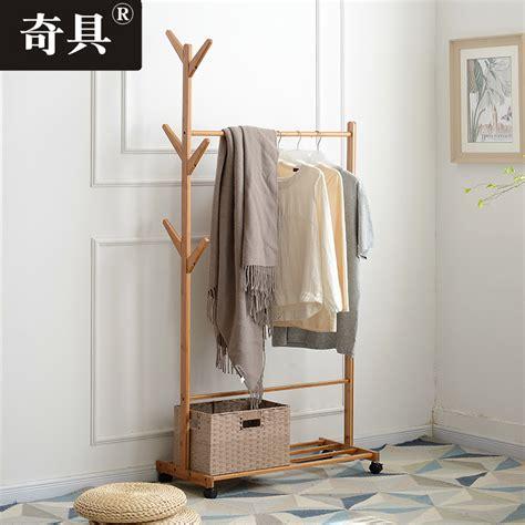 Bedroom Clothes by Usd 40 18 Coat Rack Floor Bedroom Hanger Simple