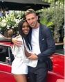 Alexandra Burke vows to be by footballer boyfriend Angus ...
