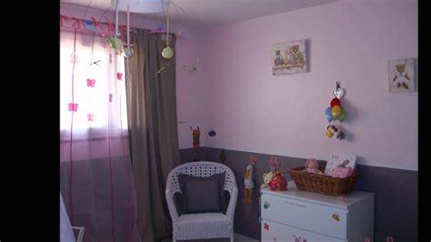 deco de chambre bebe fille idee deco chambre parents 1 davaus modele peinture