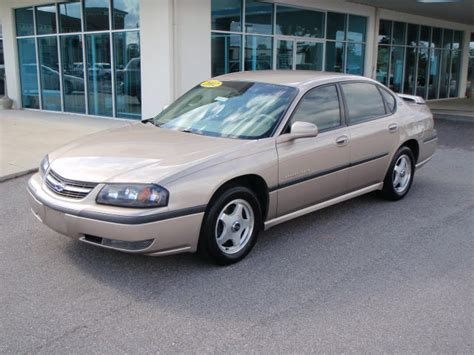 Style Ls Canada by 2002 Chevrolet Impala Pictures Cargurus