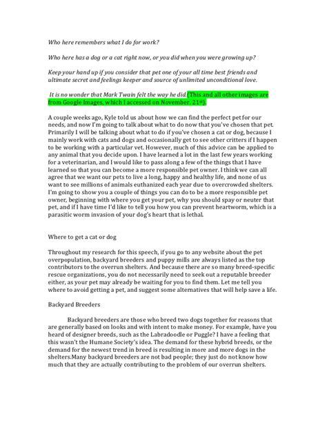 Argumentative essays about animals