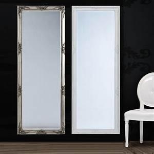 Großer Spiegel Silber : grosser barock facettenspiegel venezia silber 70x185x2 5 cm holz rokoko eur 188 00 ~ Indierocktalk.com Haus und Dekorationen