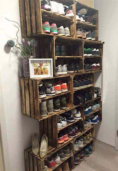 space saving shoe storage ideas homelovr