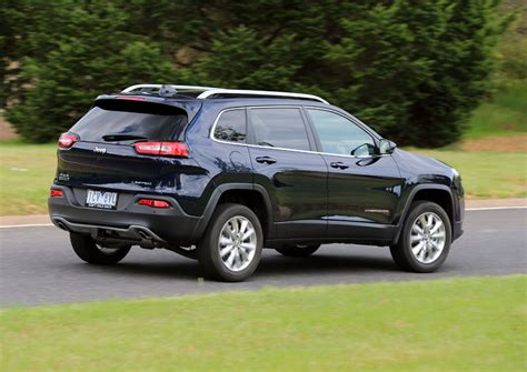 jeep cherokee limited diesel review caradvice