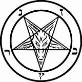 Pentacle Drawing Pentagram Symbols Getdrawings sketch template
