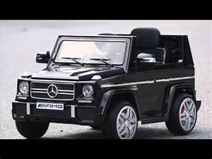 Voiture Electrique Bebe Mercedes : mercedes g65 amg 12 volts voiture electrique pour enfant youtube ~ Melissatoandfro.com Idées de Décoration