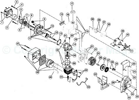 Diagram Of Stihl Tiller Engine by Ryobi 410r Spares