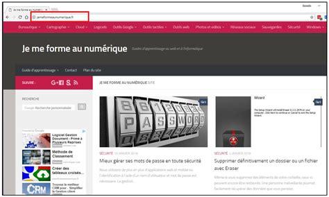 creer icone bureau créer un raccourci vers un site web sur le bureau de