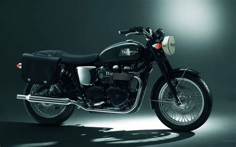 Triumph Wallpapers by Triumph Bonneville Wallpapers Wallpaper Cave