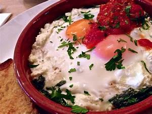 Spinat Und Feta : gebackene eier mit spinat und feta rezept ~ Lizthompson.info Haus und Dekorationen