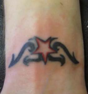 """Tattoo Russia: Tattoos Design on Wrist """" Tribal Tattoo"""