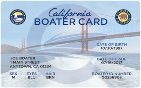 Boating License California 2018 by California Boater Card Ca Dbw Approved Course