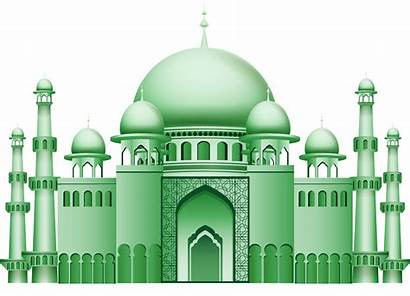 Mosque Drawing Transparent Background Worship Place Fantasy