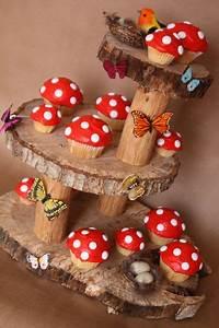 wonderful diy garden cupcakes