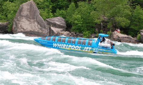 Whirlpool Jet Boat Tours Niagara Falls by Whirlpool Jet Boat Tours Whirlpool Jet Boat Tours Groupon