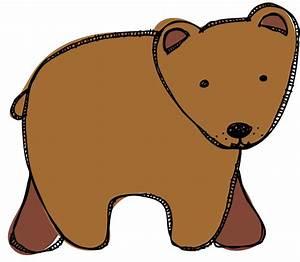 Brown Bear Clip Art – Cliparts