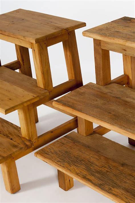 banco escada   degraus escadas de madeira degraus