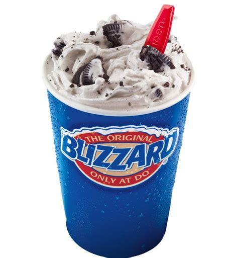 Dairy Queen Blizzard