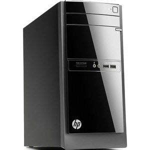 ordinateur de bureau hp ordinateur de bureau hp desktop 110 522nf hp