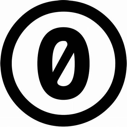Zero Svg Downloads Creative Commons Icons Eps