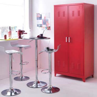 armoire metallique chambre ado mobilier table armoire metallique chambre ado