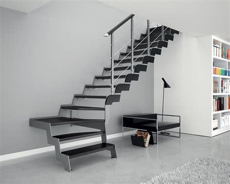 scale di ferro per interni scala in ferro su misura rintal loft