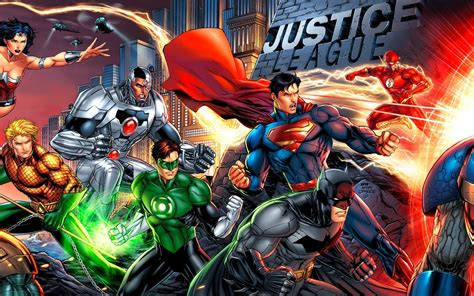 fondos de pantalla de superheroes de dc comics wallpapers hd