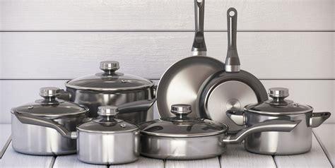 pots pans pan housekeeping sets cookware lids