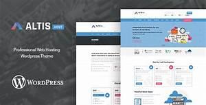 Altis - Professional Hosting WordPress Theme by Indonez ...