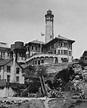 Alcatraz Island Lighthouse, California at ...