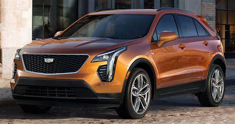 Cadillac Xt4 Suv Preview  Consumer Reports
