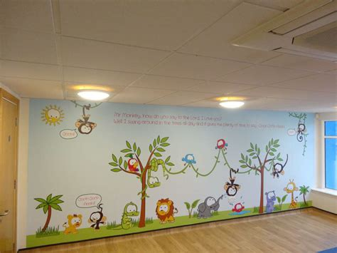 the king s church mid sussex preschool graphics on behance 872 | 4be5d026937621.5635e43a6af5d